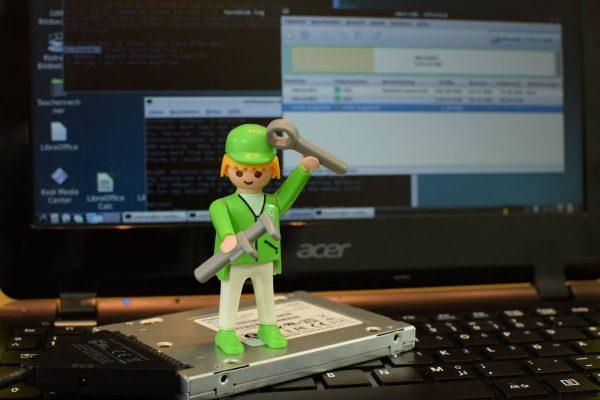 Computer Reparatur – PC, Desktop Rechner oder Notebook