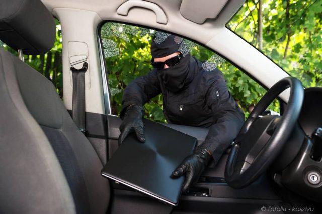 Laptop aus dem Auto geklaut, zum Glück mit Win10 Pro Bitlocker verschlüsselt